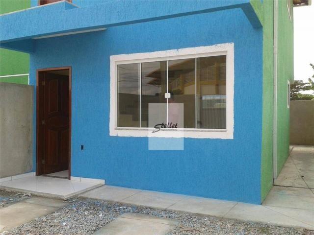 Linda casa no Village com 2 suítes amplas - Foto 4