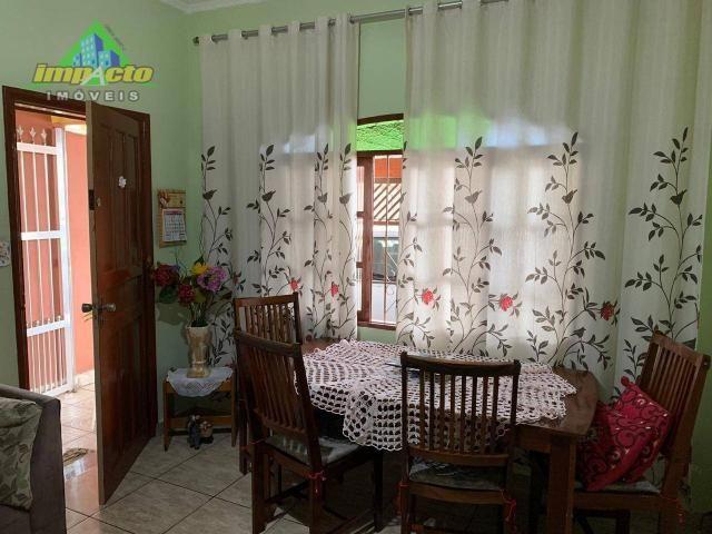 Casa com 2 dormitórios à venda, 70 m² por R$ 250.000 - Maracanã - Praia Grande/SP - Foto 19