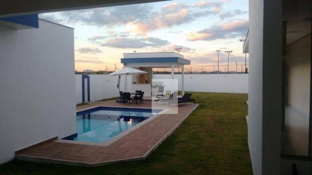 Linda casa no Viverde com 4 quartos - Foto 8