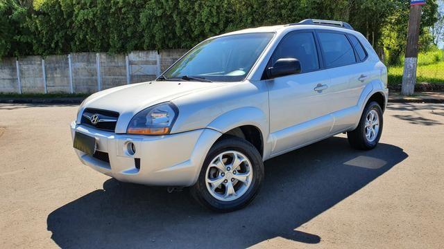 Hyundai Tucson GLS Aut. Flex 2014