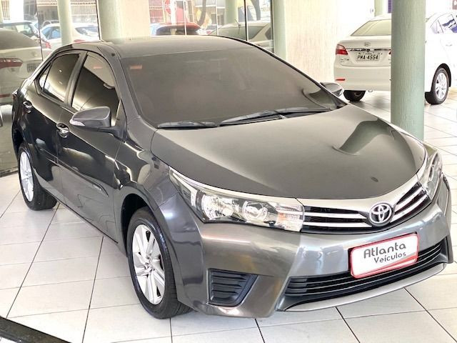 Toyota Corolla Gli 2016/2017 - Automático - único dono !!!
