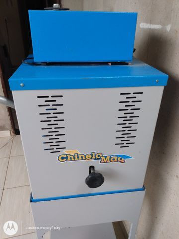 Vendo máquina de chinelo - Foto 5