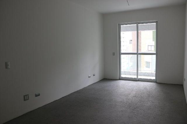 Apartamento com 2 dormitórios à venda, 79 m² por R$ 475.000,00 - Batel - Curitiba/PR - Foto 3