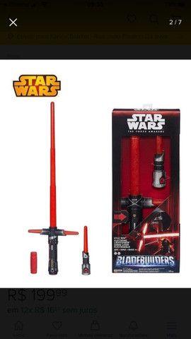 Espada star wars Bladebuilders! Na caixa! - Foto 6