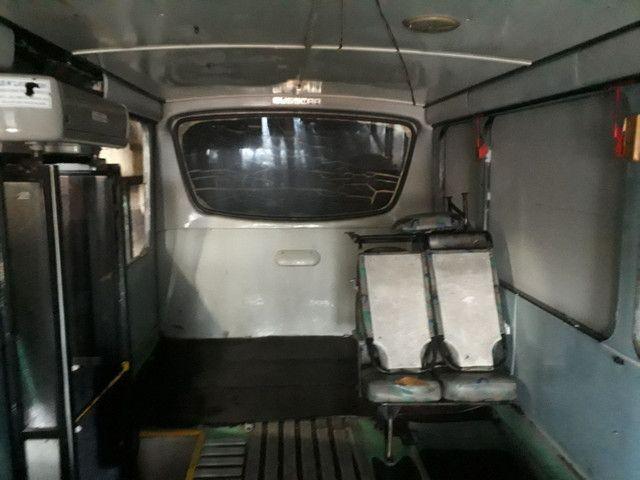 Onibus docum motorcasa ano 2000 aceito F4000/MB 608 Até R$20.000.00 - Foto 7