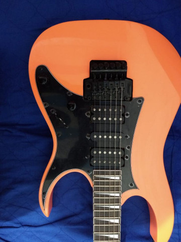 Guitarra Gio IBANEZ + CAPA - Foto 2