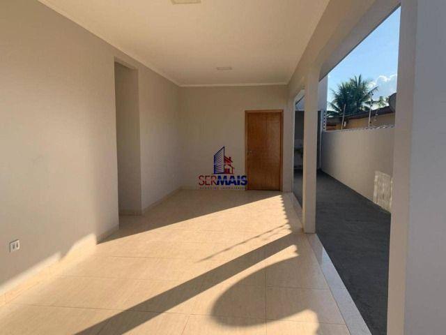Casa para alugar por R$ 2.700/mês - Nova Brasília - Ji-Paraná/Rondônia - Foto 6