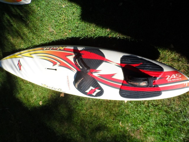 Prancha de Windsurf, JP Twinser Wave 92 litros - Foto 6