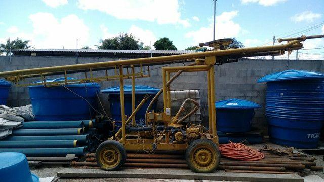 Máquina perfuração poço artesiano 99984.0765 - Foto 2