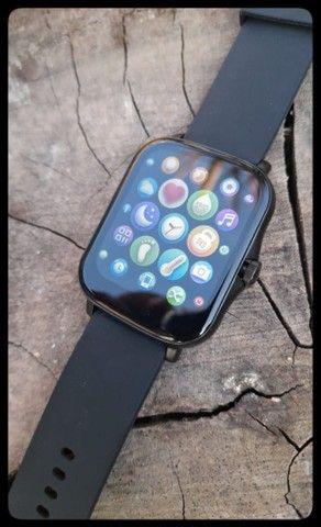 Relógio Smartwatch P8 Plus 2021 Notificações/Esportes/Saúde  - Foto 3