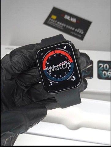 Smartwatch iwo13 (Coloca foto, faz e recebe chamadas e põem senha) - Foto 3