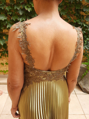 Vestido longo luxo - Foto 4
