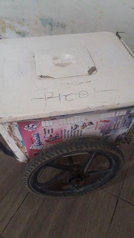 Carro de picolé 98890.5002 - Foto 3
