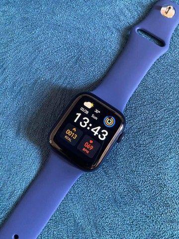 Smartwatch iwo13 (Coloca foto, faz e recebe chamadas e põem senha)