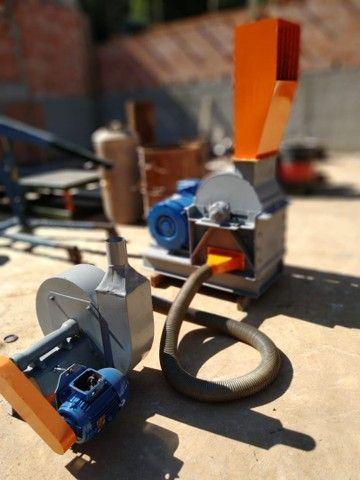 Moinho martelo triturador 50cv - Foto 4