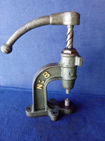 Maquina manual - Foto 2