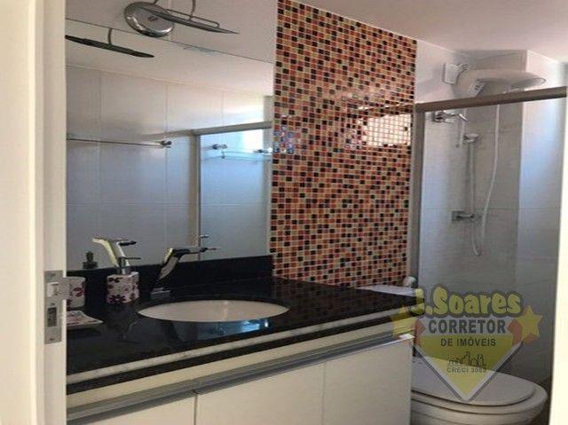 Manaíra, Mobiliado, 2 quartos, suíte, 63m², R$ 3.100, Aluguel, Apartamento, João Pessoa - Foto 13