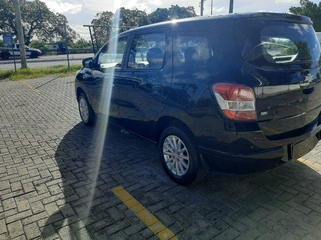 Chevrolet Spin LT 1.8 2013 Nova demais!!! - Foto 9