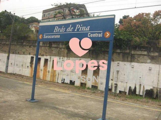 Apartamento à venda com 1 dormitórios em Braz de pina, Rio de janeiro cod:511993 - Foto 14