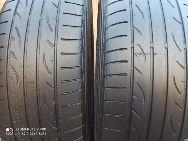 Pneu 215/65r16 Dunlop (PAR) - Foto 3