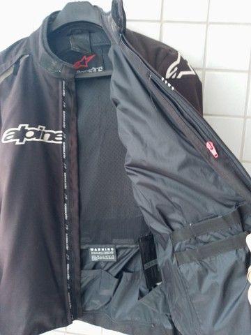 Jaqueta Profissional para Motociclista - Foto 3