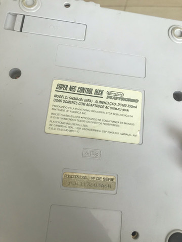 Super Nintendo fat e baby  - Foto 2