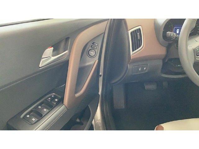 Hyundai Creta 2.0 16V FLEX PRESTIGE AUTOMÁTICO - Foto 3