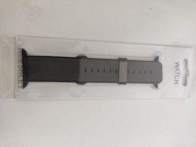 Smartwatch Iwo 42 mm + Brindes - Foto 3