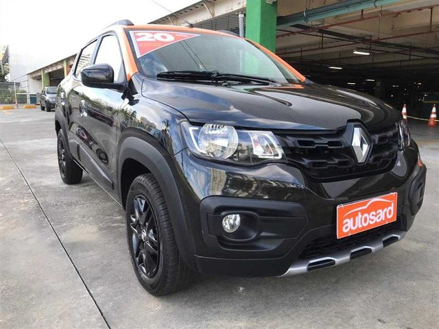 RENAULT KWID 1.0 12V SCE FLEX OUTSIDER MANUAL
