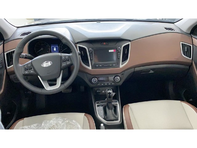 Hyundai Creta 2.0 16V FLEX PRESTIGE AUTOMÁTICO - Foto 5