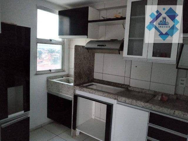 Apartamento com 3 dormitórios à venda, 65 m² por R$ 250.000 - Maraponga - Fortaleza/CE - Foto 5