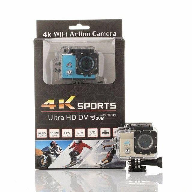Câmera Sports Cam 4k Full Hd 1080 Wifi - Foto 4