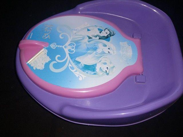 Troninho Disney Rosa - Foto 4