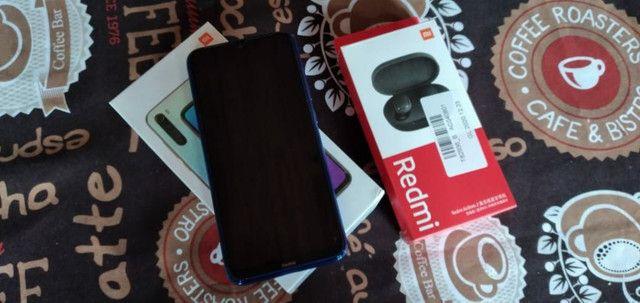 RedMi note 8 Xiaomi IMPECÁVEL + Airdots 2 - Foto 3