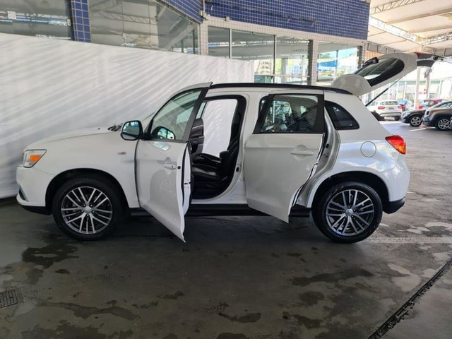 Asx 2018 branco automático sem detalhes - Foto 11