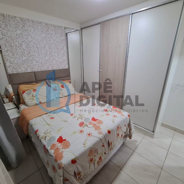 Apartamento Mobiliado no Vitta Residencial Clube - Satélite - Foto 9
