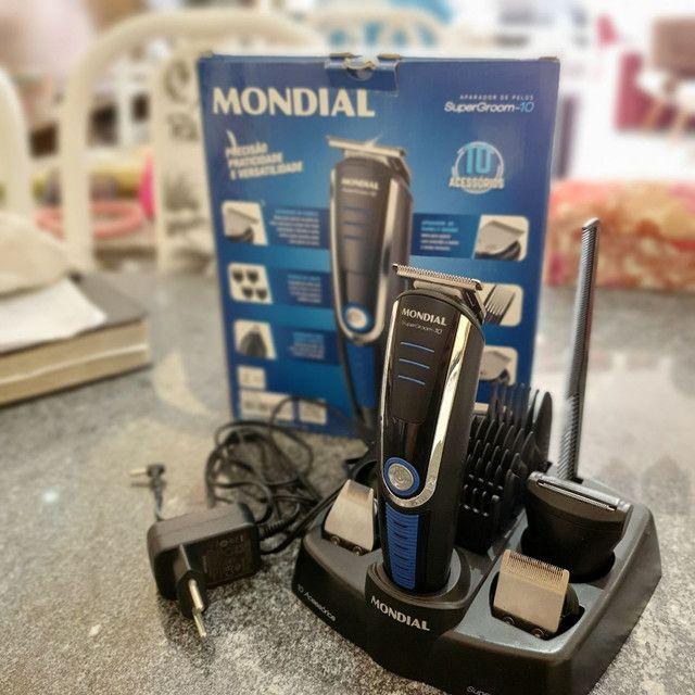 Aparador de pelos SuperGroom-10 Mondial - Foto 3