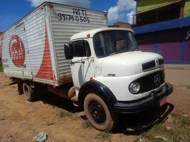 Caminhão baú 1113 - Foto 3