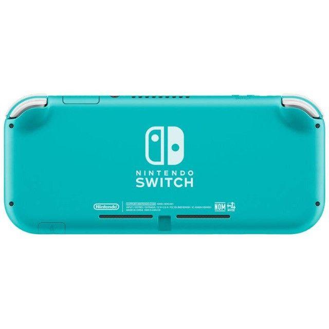 Console Nintendo Switch Lite 32GB Turquesa - Foto 4