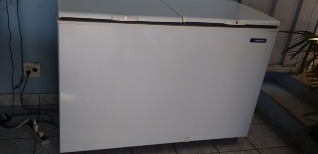 Freezer Metalfrio horizontal
