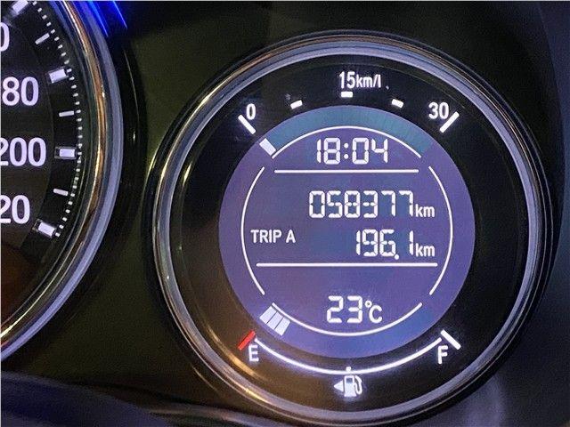 Honda City 2019 1.5 ex 16v flex 4p automático - Foto 10