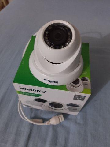 Câmera Intelbras Ip Mini Dome Vip S4320/g2 - Foto 3