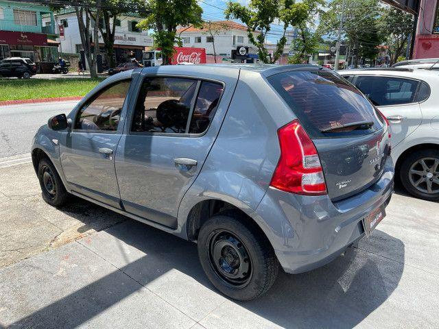 K - Renault Sandero Expression 1.0 2013/2013 Completo - Foto 3