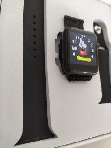 Smartwatch Iwo 42 mm + Brindes