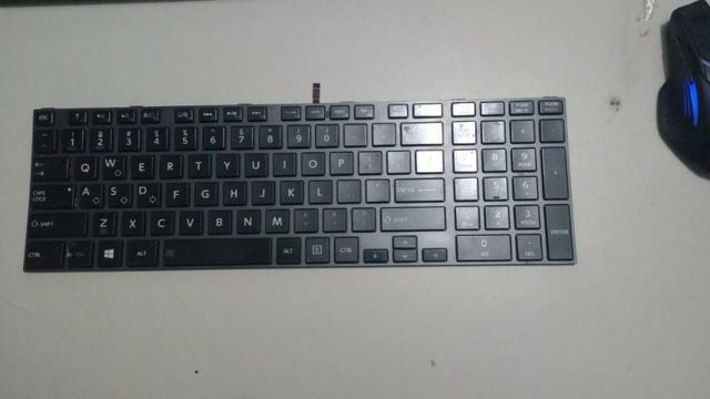 Teclado Toshiba Qosmio X870 X875