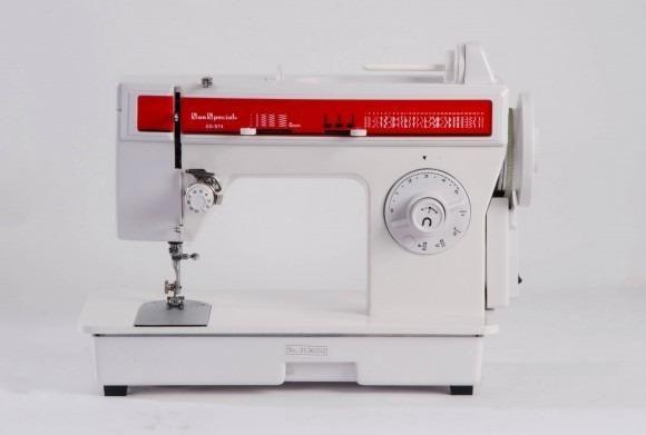 Máquina de costura doméstica, Sun Special ideal para costureiras e alfaiates. Rápida - Foto 2