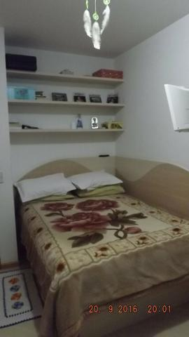 Apartamento 3 dormitórios com móveis planejados no Cabral - Foto 17