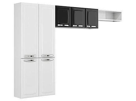 Armário de Cozinha Inox 7 portas, Zero na Caixa