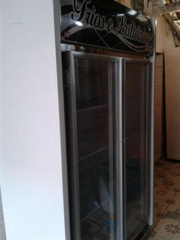 Freezer laticínios