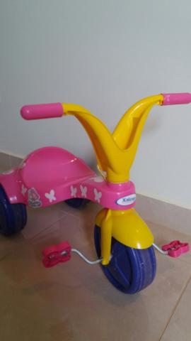 Velotrol triciclo